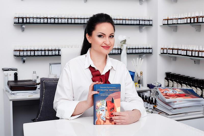 Автор школы Aromaobrazschool Вероника Бруховецкая